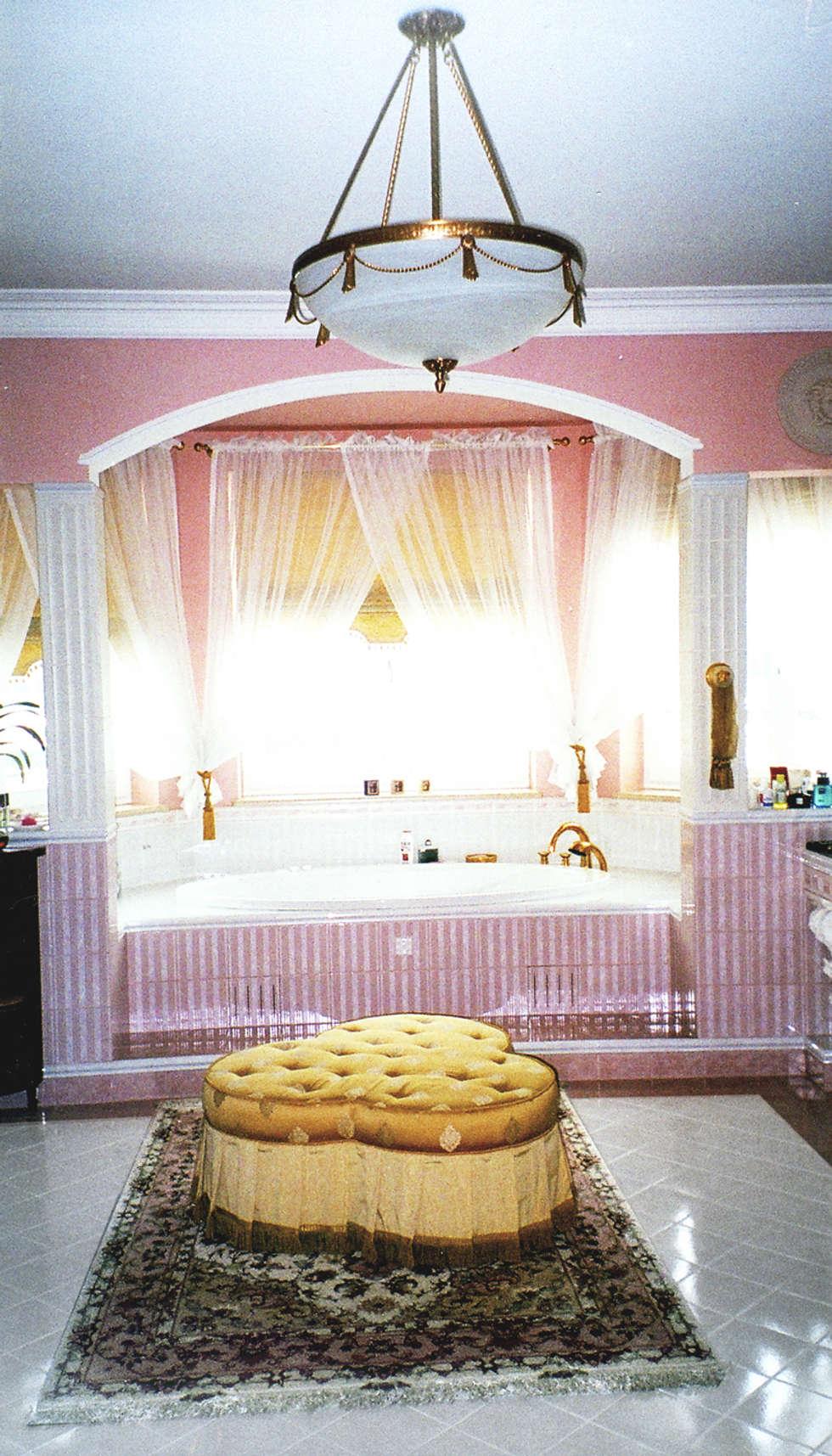 łazienka: styl , w kategorii Łazienka zaprojektowany przez JOL-wnętrza