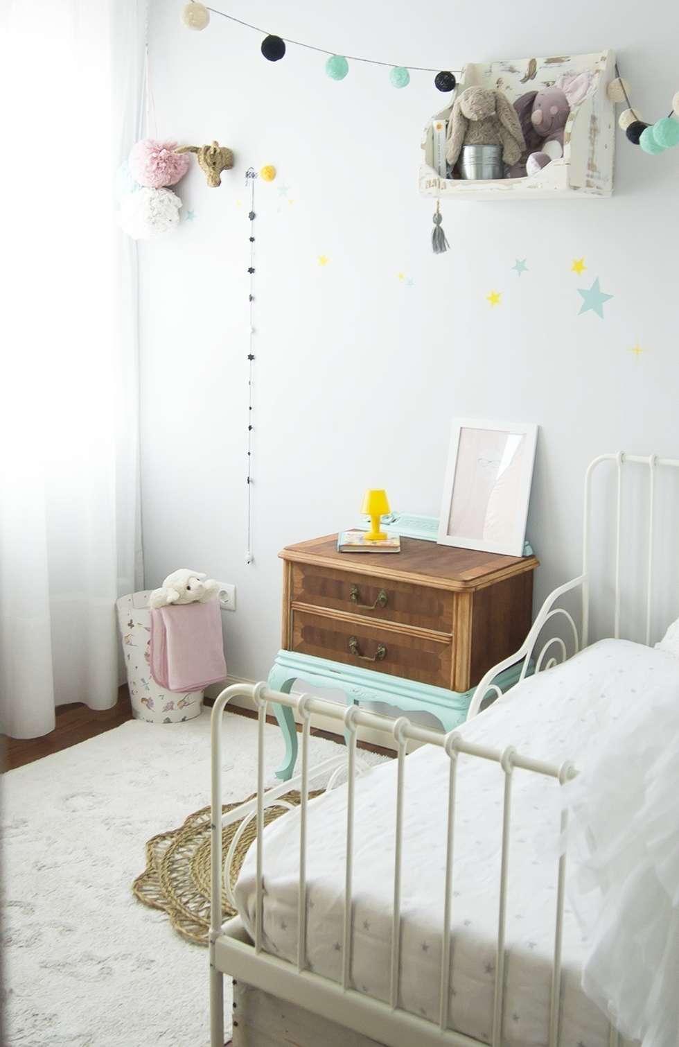 Decoración para la habitación infantil: Habitaciones infantiles de estilo  de Tu Cajon Vintage Shop