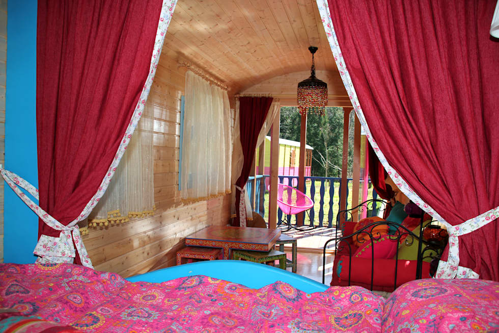 Im genes de decoraci n y dise o de interiores homify - Hoteles cabanas en los arboles ...