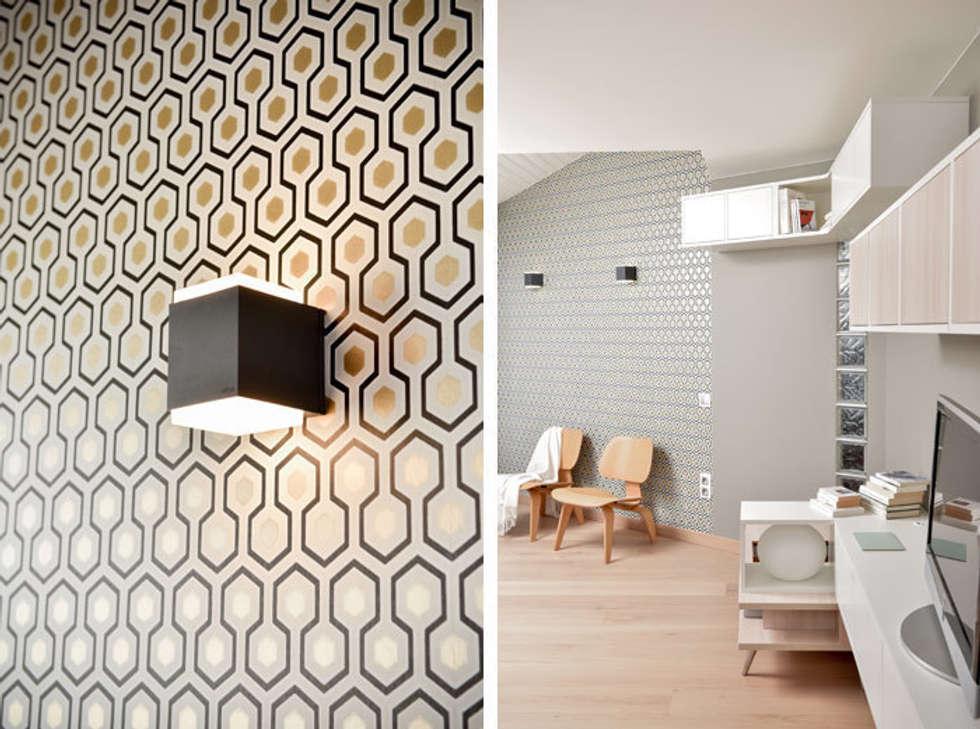 Superior Salas De Estar Modernas Por Marion Lanoë Architecte Du0027Intérieur