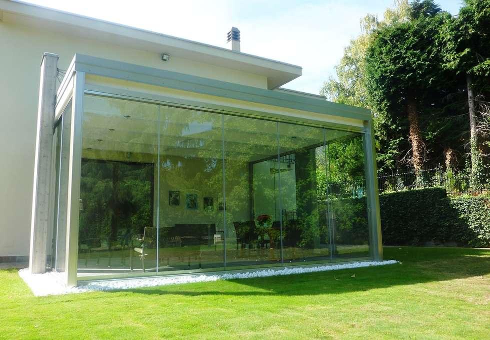 Idee arredamento casa interior design homify for Idee di veranda laterale