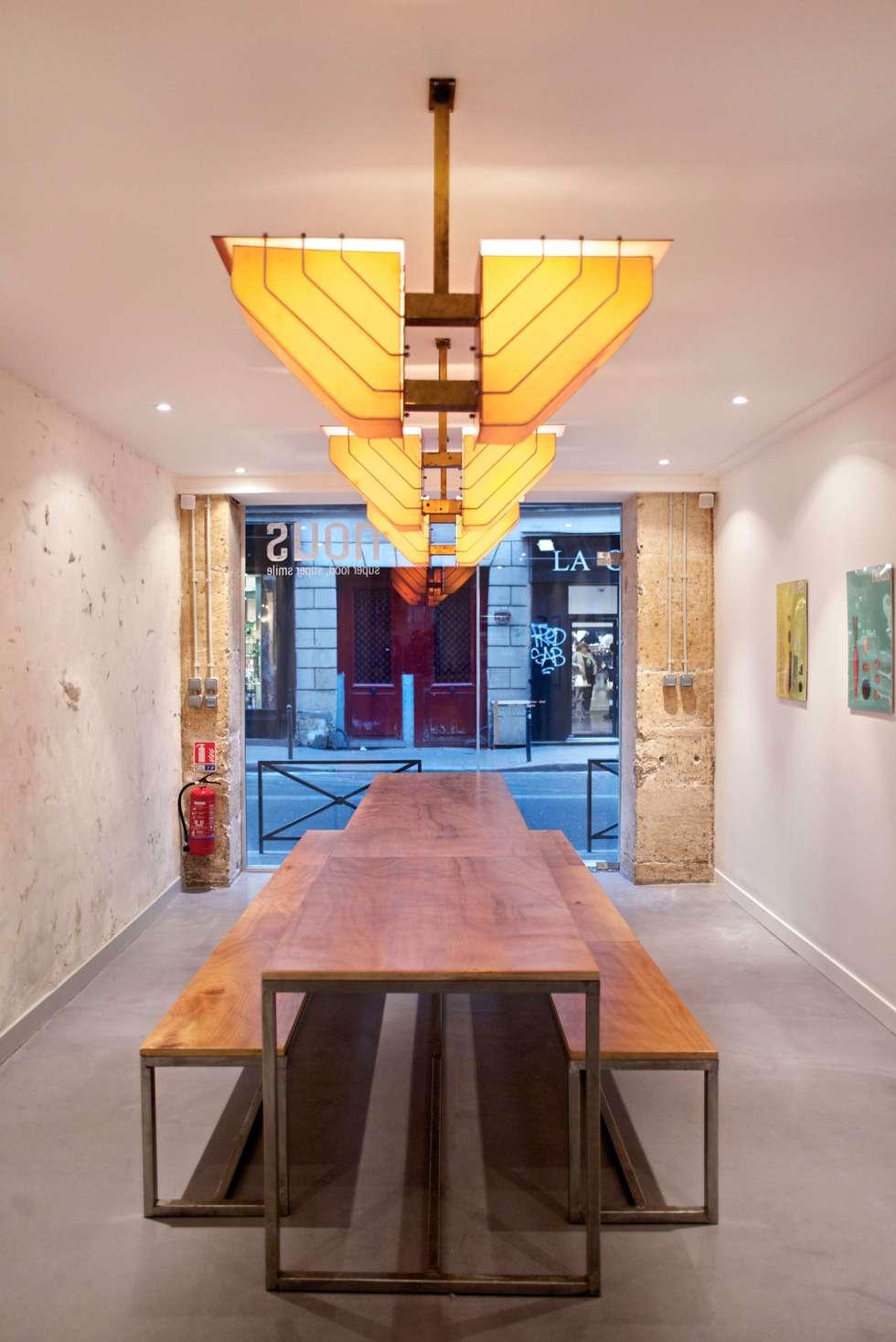 Antoine & Mathieu: Bars & clubs de style  par RencontreUnArchi