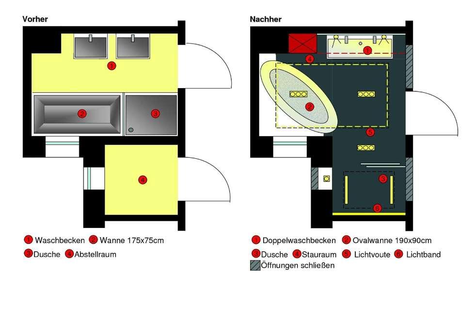 Wohnideen interior design einrichtungsideen bilder for Innenarchitektur vorher nachher
