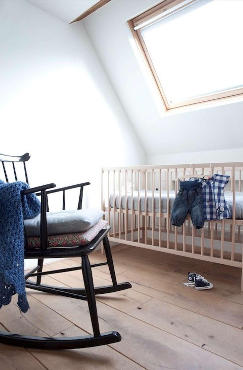 Kinderkamer: moderne Kinderkamer door ontwerpplek, interieurarchitectuur