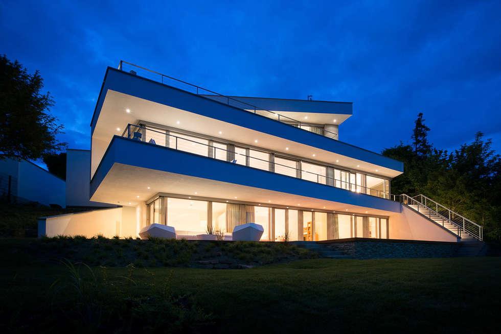 Wohnideen interior design einrichtungsideen bilder homify - Flow architektur ...
