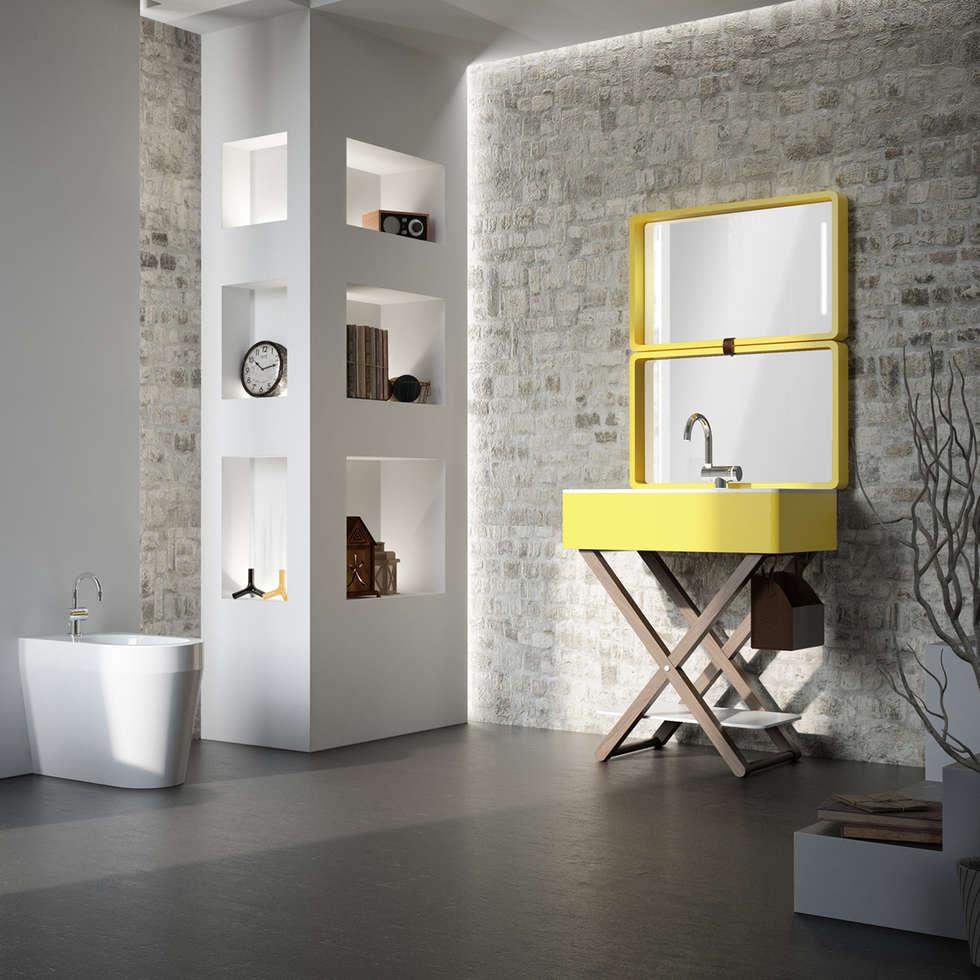 Idee arredamento casa interior design homify - Foto bagno moderno ...