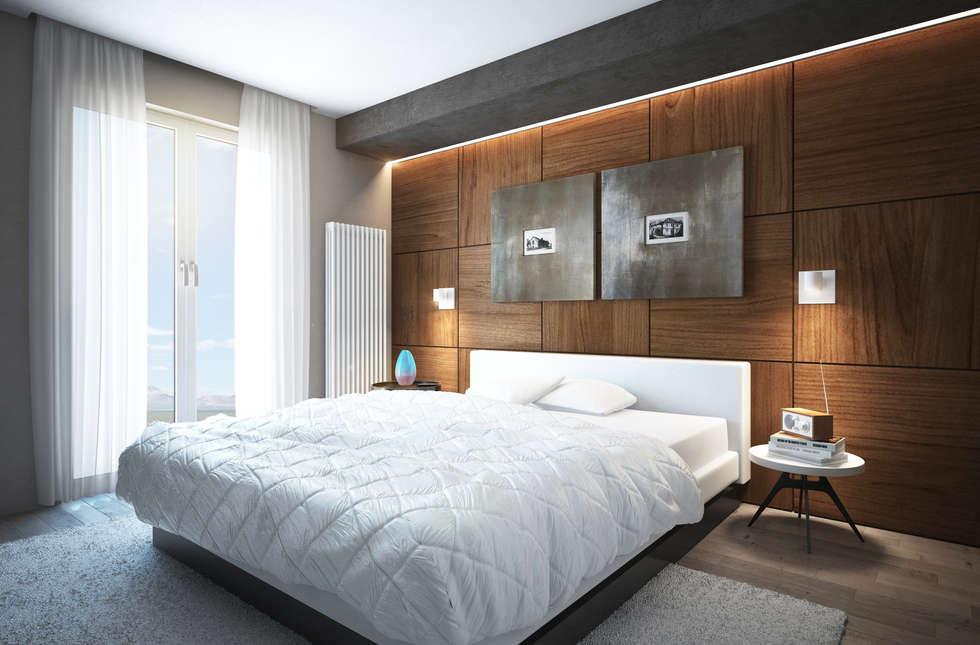 Idee arredamento casa interior design homify for Camera matrimoniale in stile vittoriano