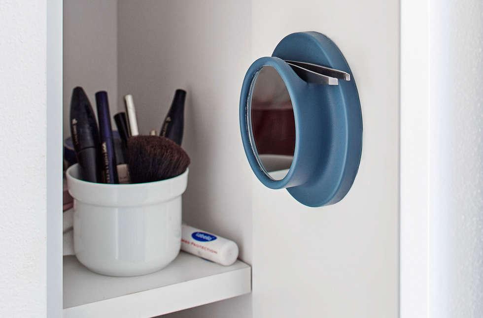 Idee arredamento casa interior design homify - Specchio adesivo per anta armadio ...