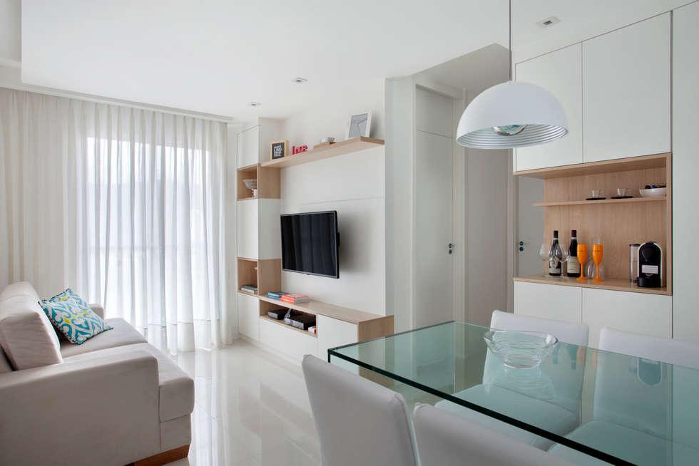 Fotos de decora o design de interiores e reformas homify for Fotos apartamentos modernos