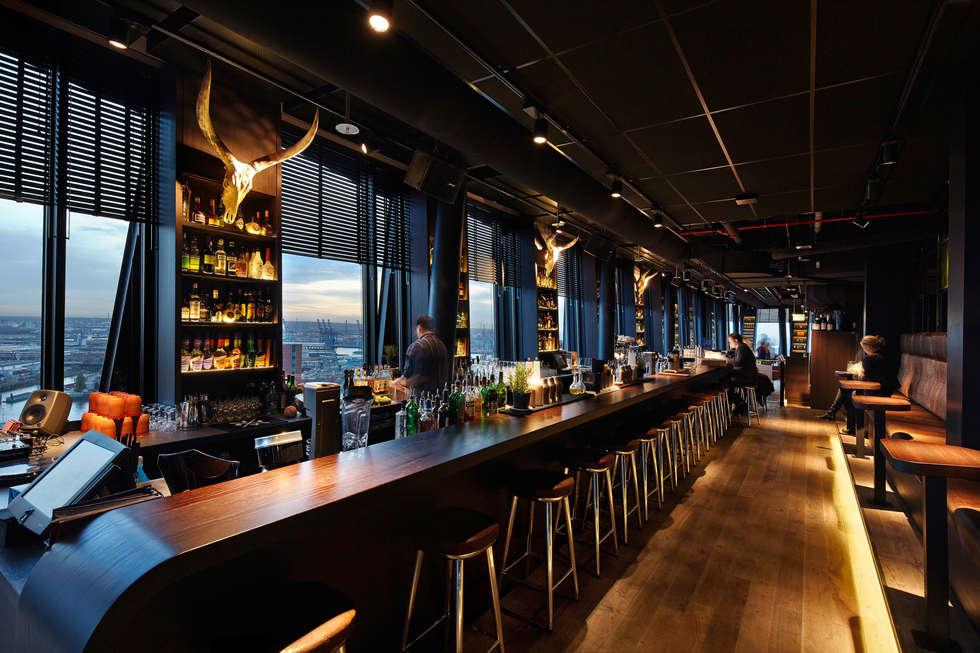 Wohnideen interior design einrichtungsideen bilder for Barhocker hamburg