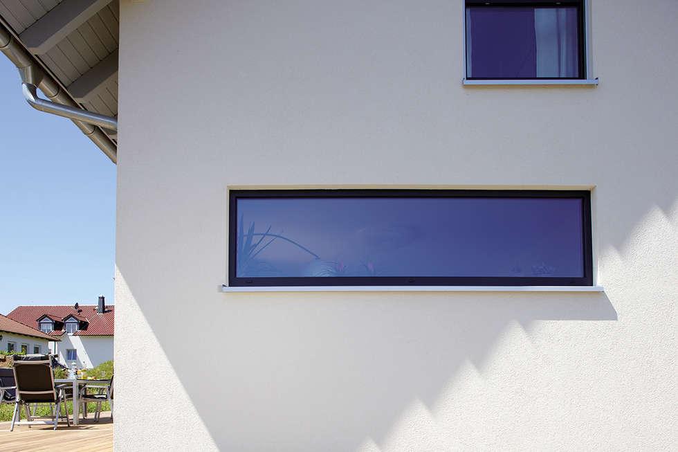 Fingerhaus vio 221  Fenster Bilder: VIO 302 - Schöner Wohnen, schöner Sparen | homify