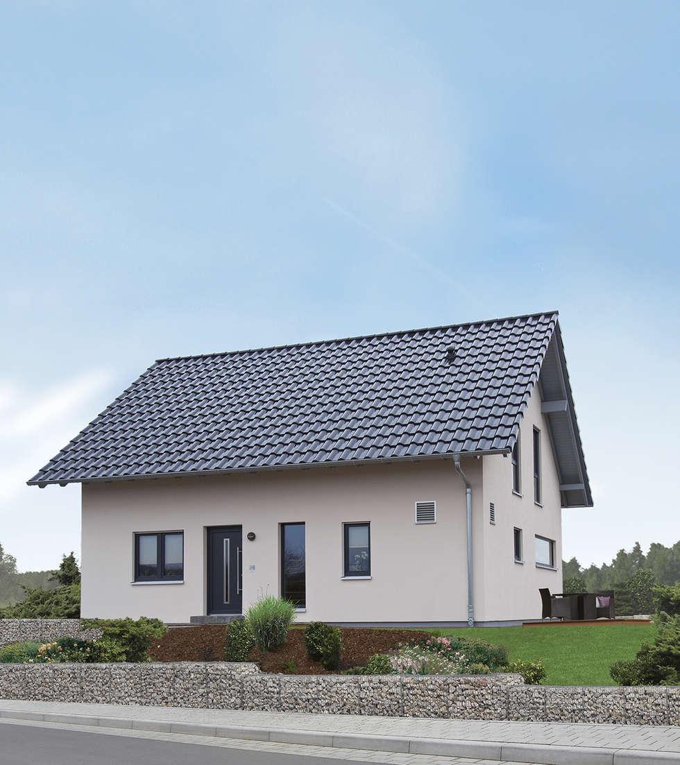 Vio 302 schöner wohnen schöner sparen moderne häuser von fingerhaus gmbh