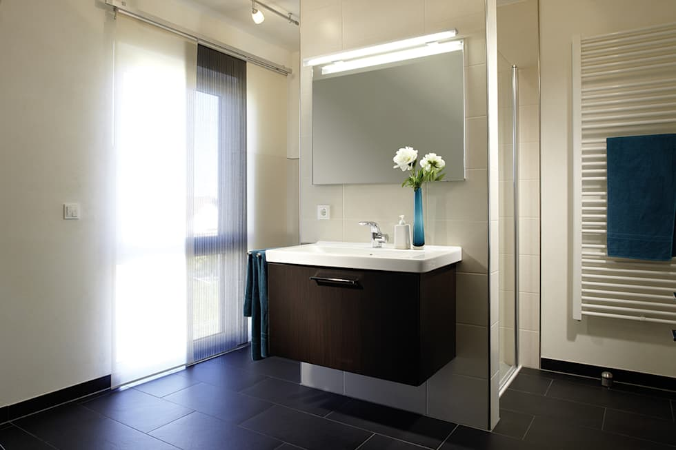Fingerhaus badezimmer  Moderne Badezimmer Bilder: VIO 302 - Schöner Wohnen, schöner ...