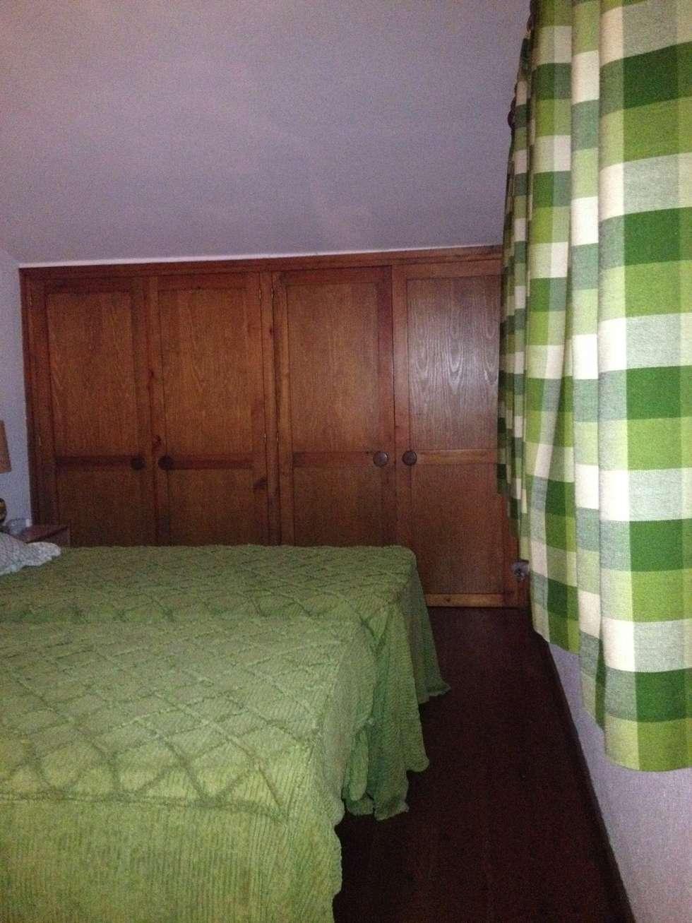 Dormitorio:  de estilo  de DE DIEGO ZUAZO ARQUITECTOS