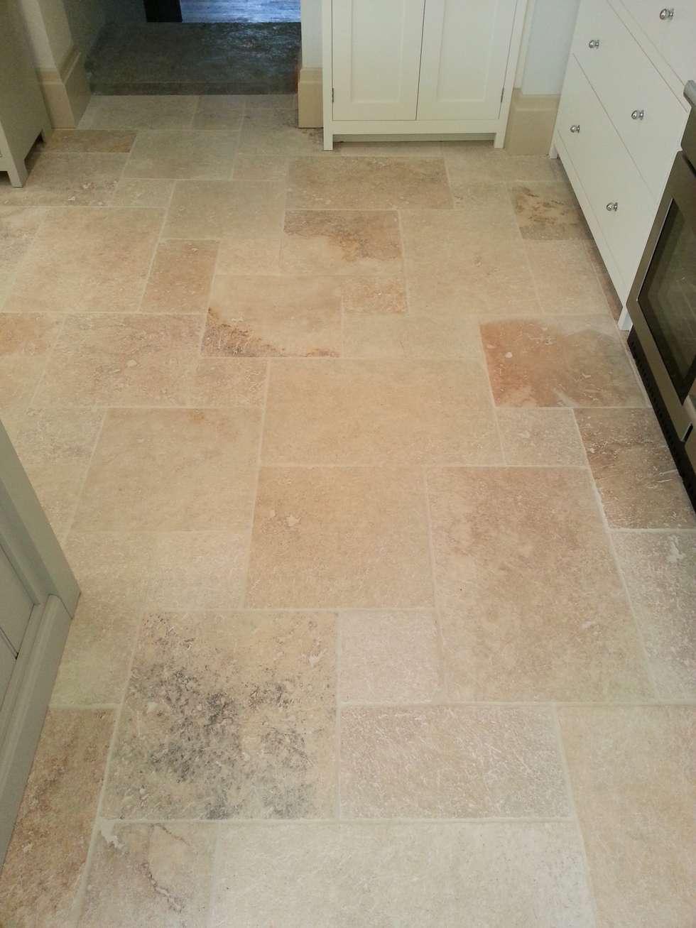 Cozinhas Rústicas Por Floors Of Stone Ltd