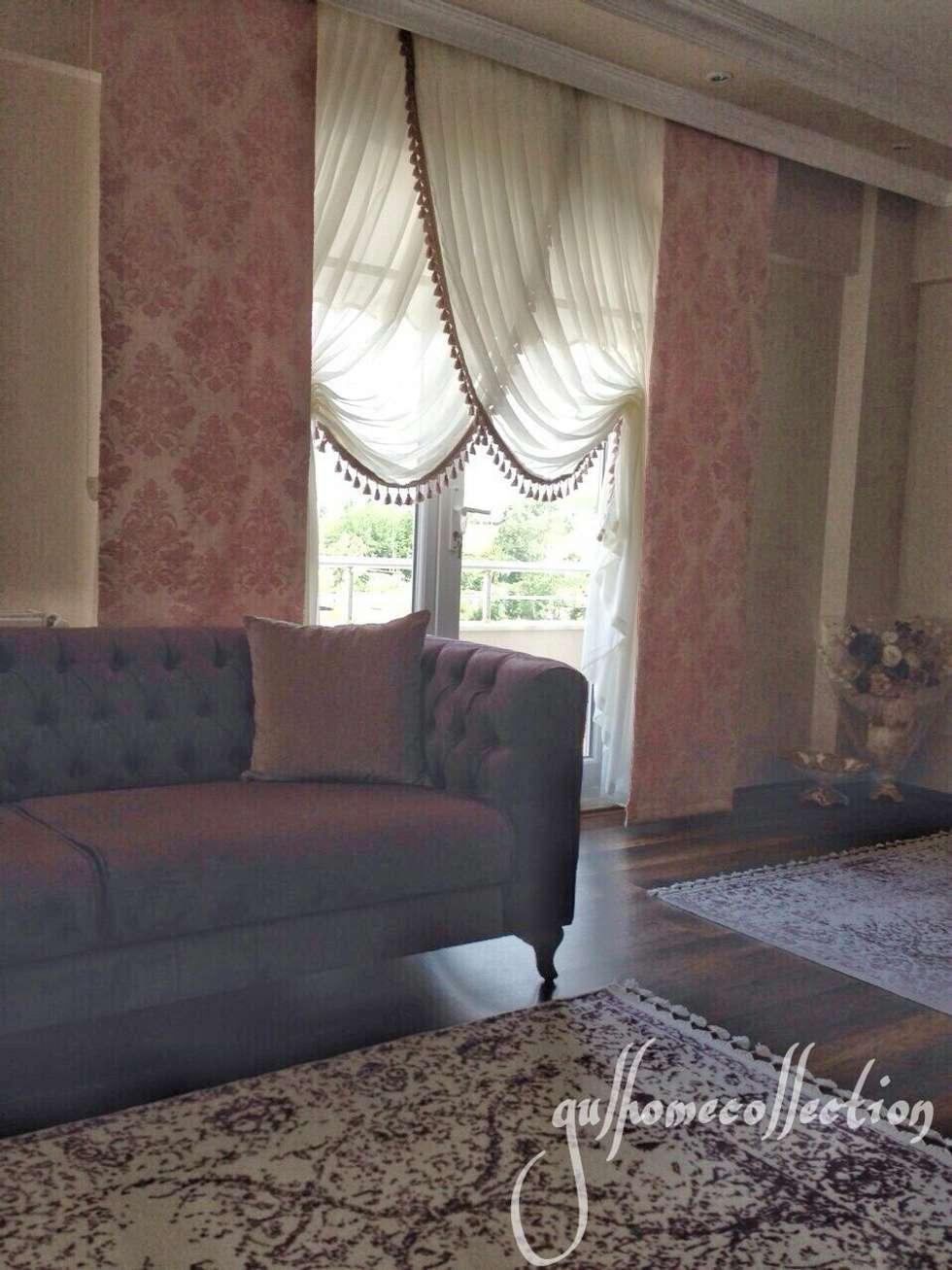 Gulperde  – Gulhomecollection: modern tarz Oturma Odası