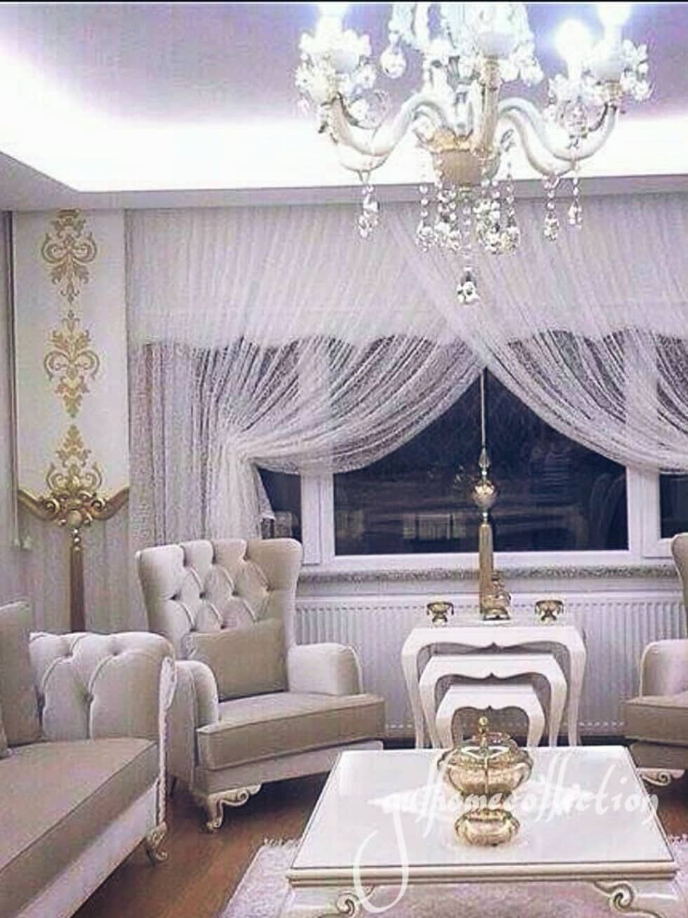 Gulperde  – Kuruvaze model: modern tarz Yatak Odası