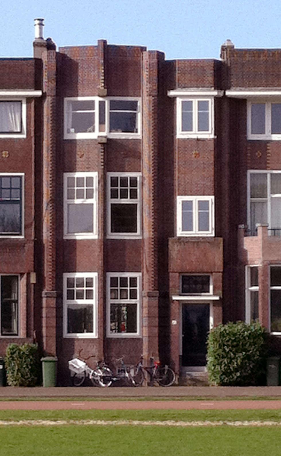 Voorgevel: klasieke Huizen door Voorwinde Architecten