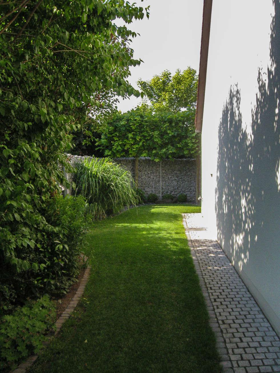 asiatischer garten bilder: designergarten im asiatischen stil | homify, Terrassen ideen