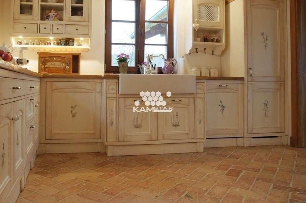 Zdjęcia kuchnia, piękna kuchnia – meble ręcznie malowane   -> Kuchnia Meble Glogów
