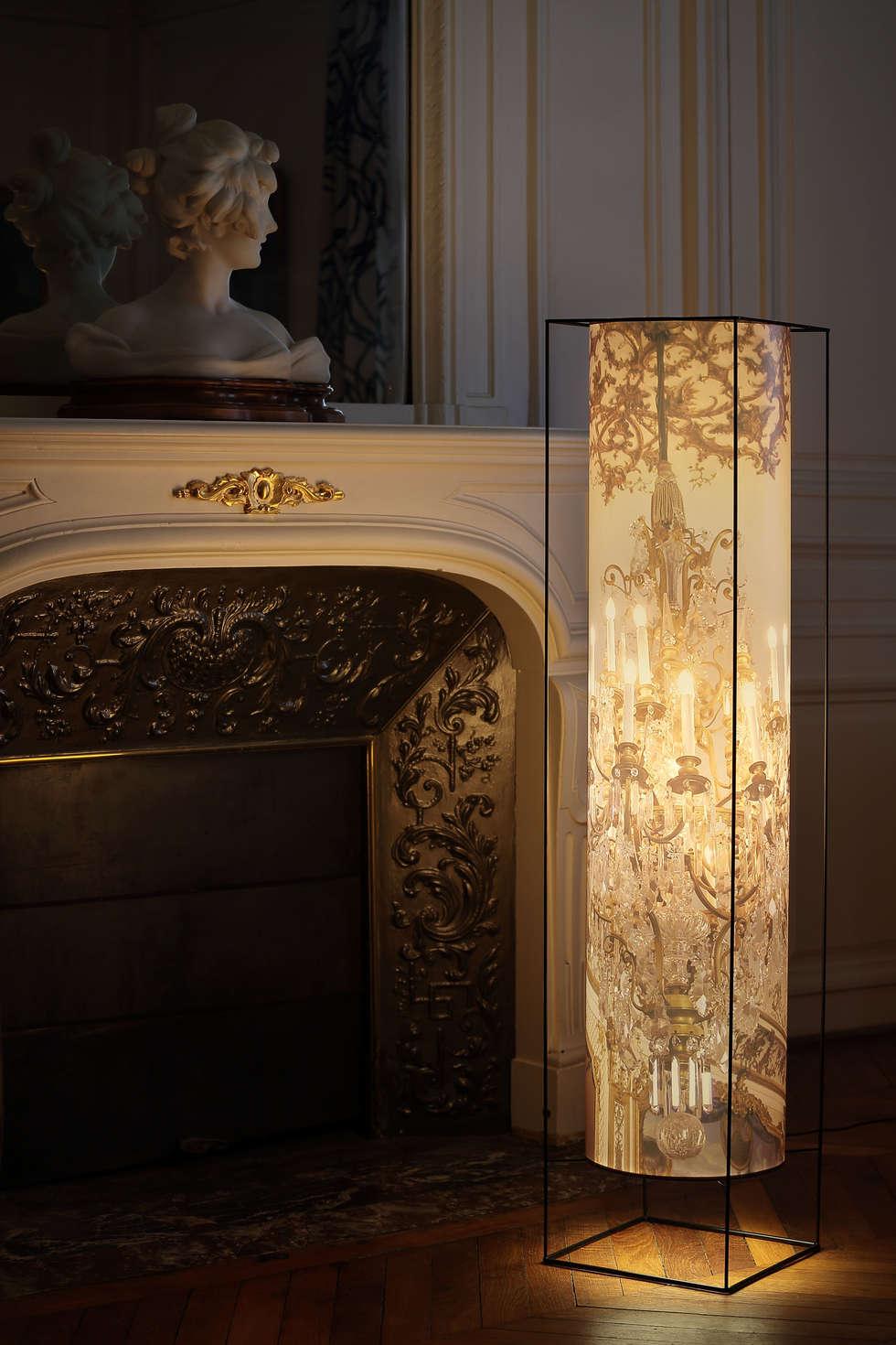 BAROQUE: Salon de style de style Moderne par touchoflight