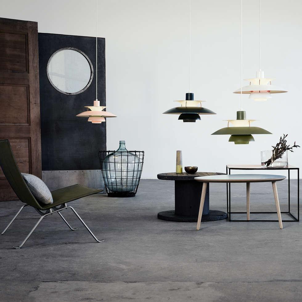scandinavian Living room by Connox