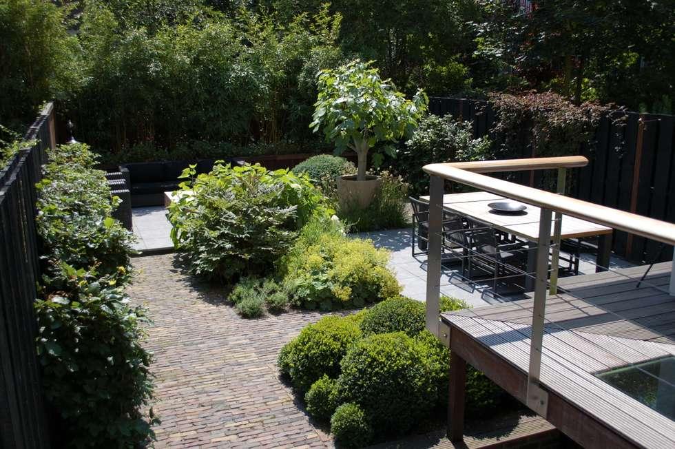 Biesot Tuinen & Parken: moderne Tuin door Biesot