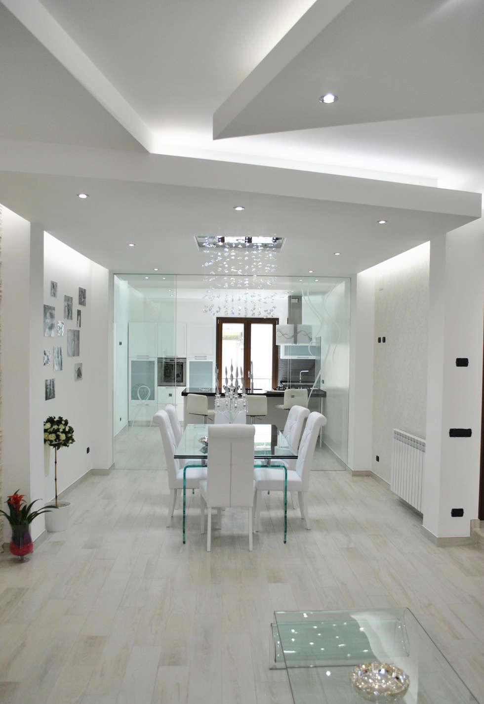 Idee arredamento casa interior design homify - Foto di arredamento casa ...
