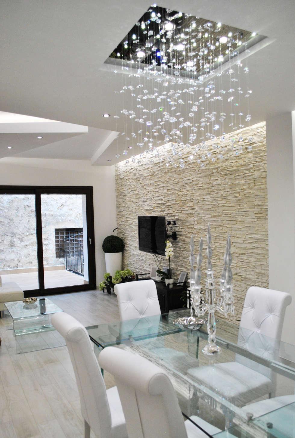 Idee arredamento casa interior design homify for Pitture per salotti