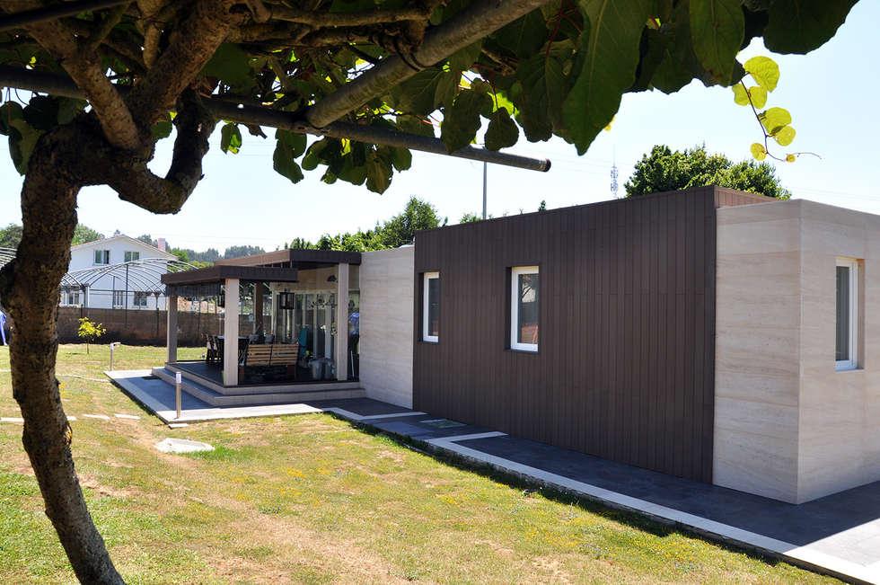 Maisons de style de style moderne par casas cube | homify
