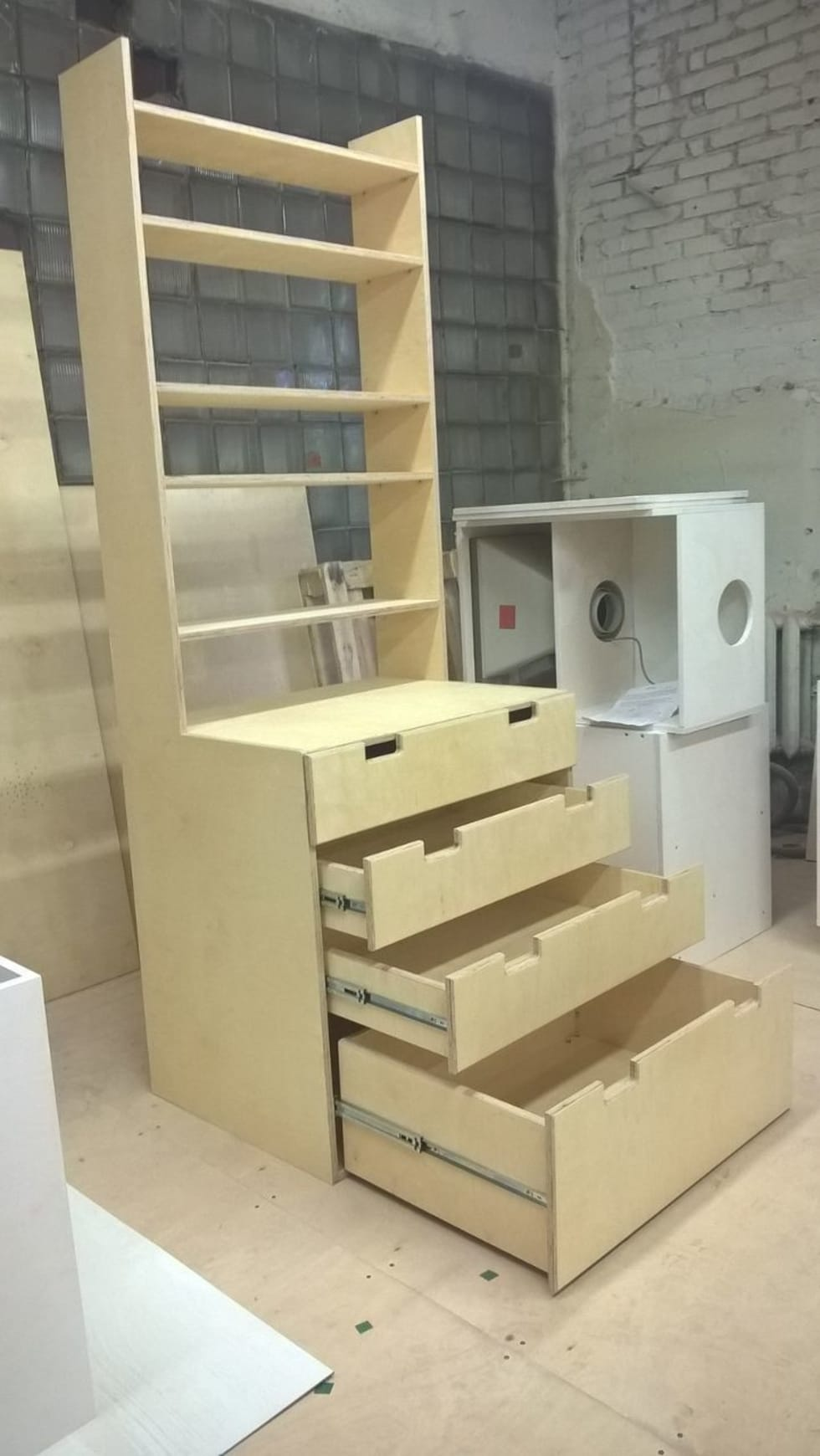 Мебельная компания funera. изготовление мебели из фанеры на .