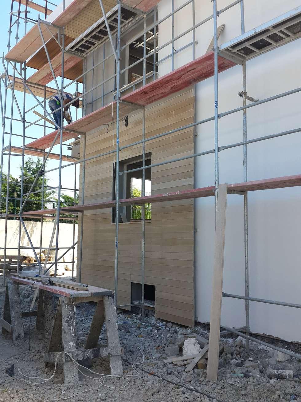 CANSEL BOZKURT  interior architect – uygulama aşaması: modern tarz Evler
