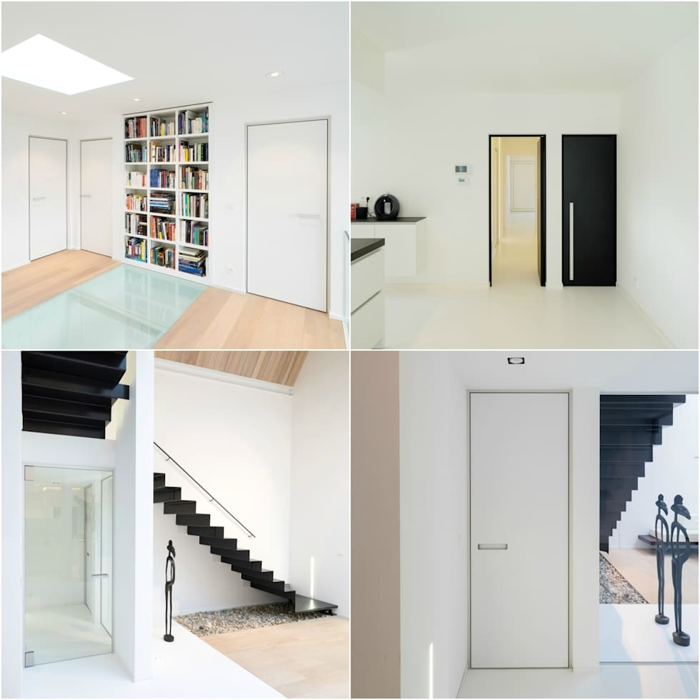 Moderne binnendeuren van Anyway Doors:  Binnendeuren door Anyway Doors