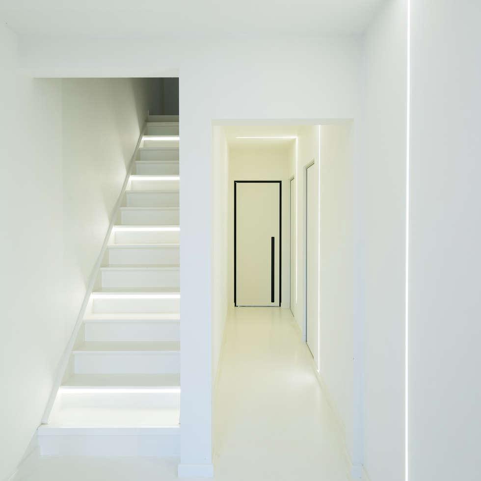 Zwart wit binnendeur:  Binnendeuren door Anyway Doors
