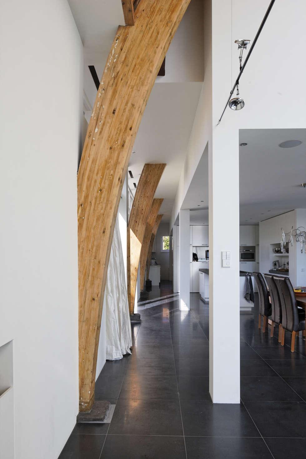 Interieur: moderne Keuken door Ruud Visser Architecten