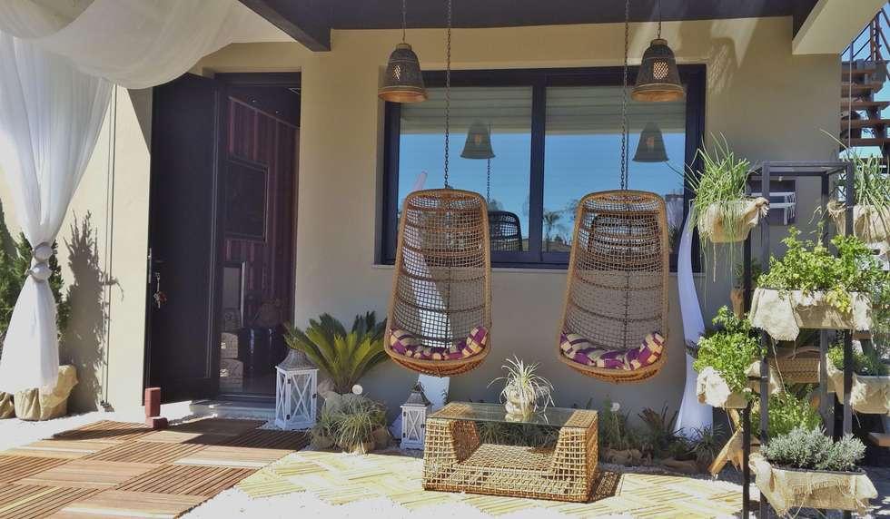 tropical Garden by Ésse Arquitetura e Interiores