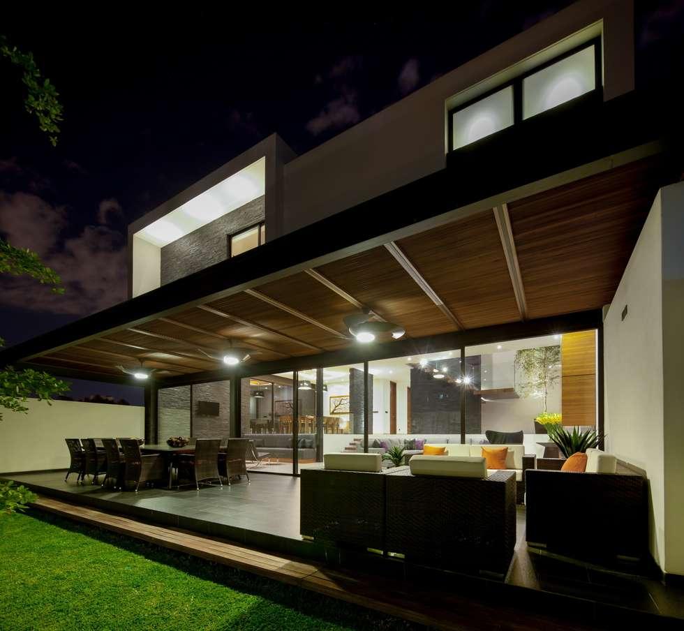 Ideas im genes y decoraci n de hogares homify - Decoracion exteriores casas modernas ...