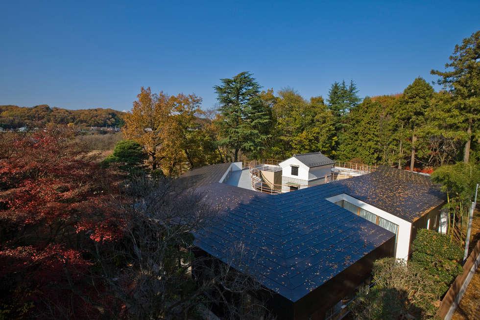 全景: 清正崇建築設計スタジオが手掛けた家です。