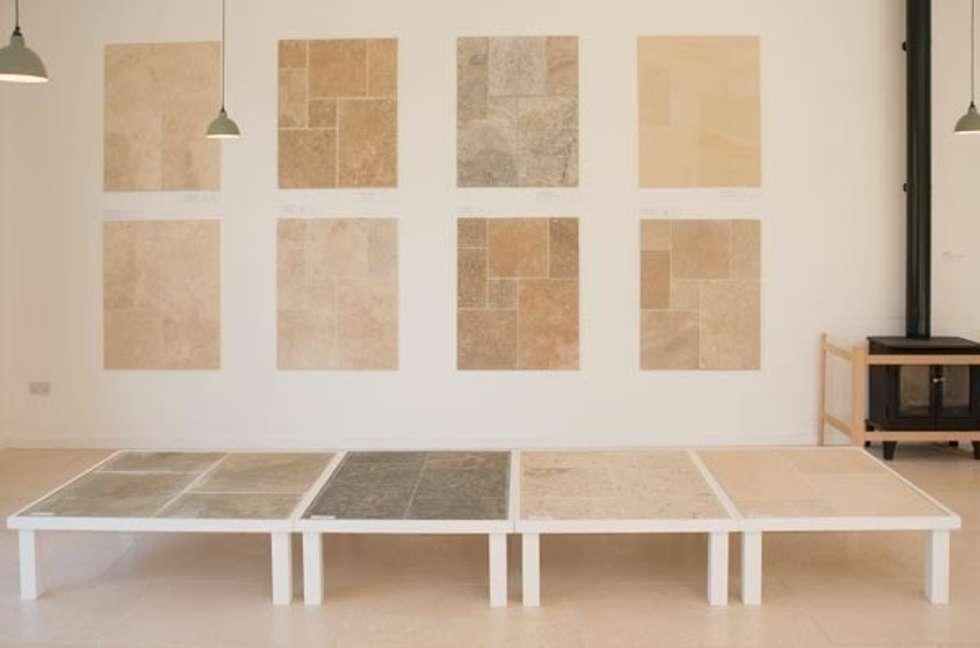 Paredes E Pisos Rústicos Por Floors Of Stone Ltd