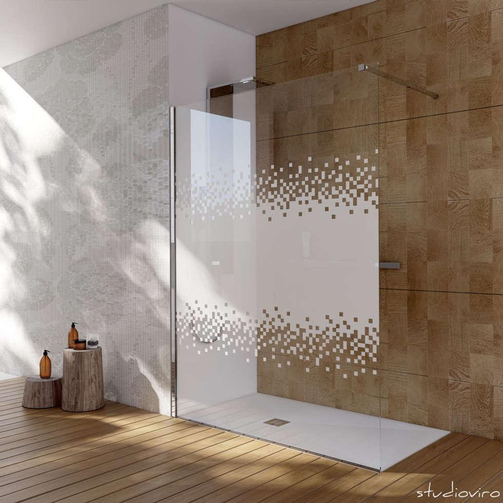 10 tra le più belle docce in muratura di sempre!