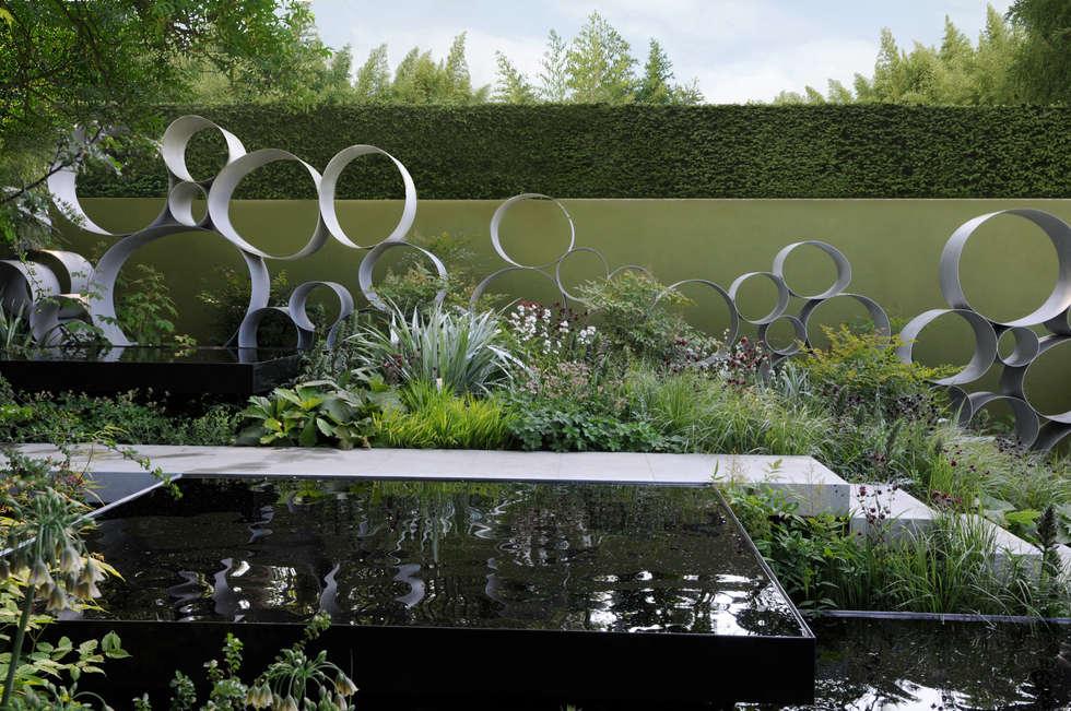 Jardín de estilo  de Anna Paghera s.r.l. - Green Design