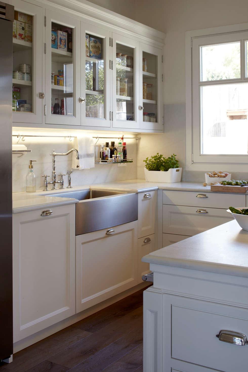 Fotos de decora o design de interiores e remodela es for Cocina estilo americano