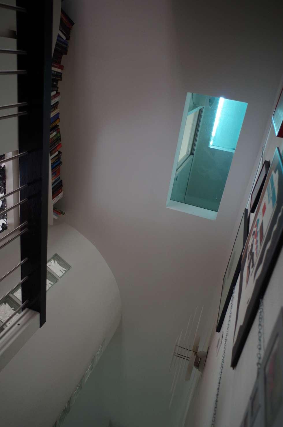 Perspective visuelle et Verticalité: Murs de style  par Christèle BRIER Architechniques