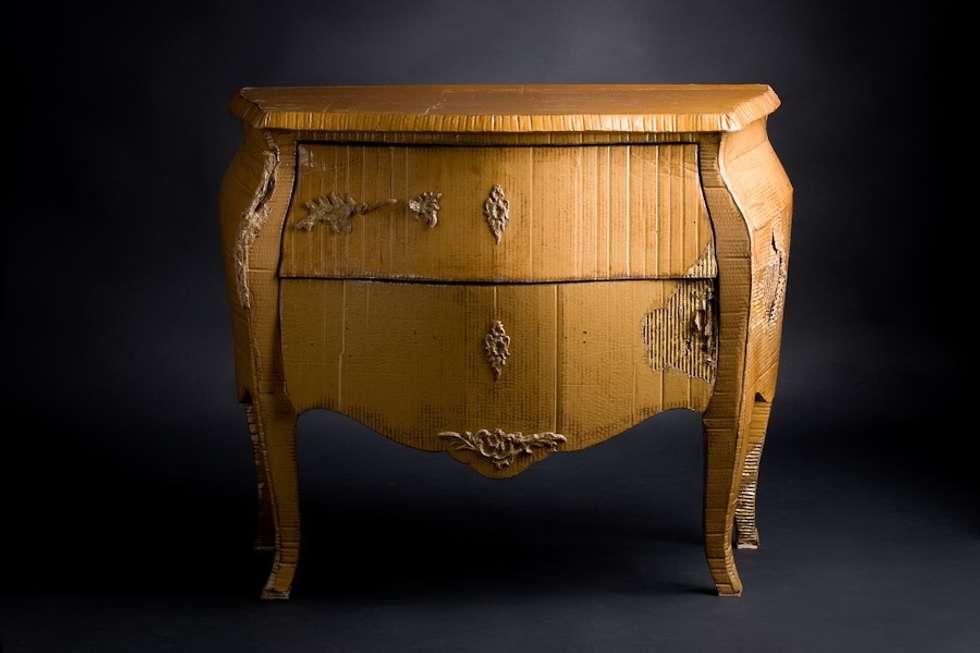 Commode Louis XV 1/2: Art de style  par Emilie MAZEAU-LANGLAIS