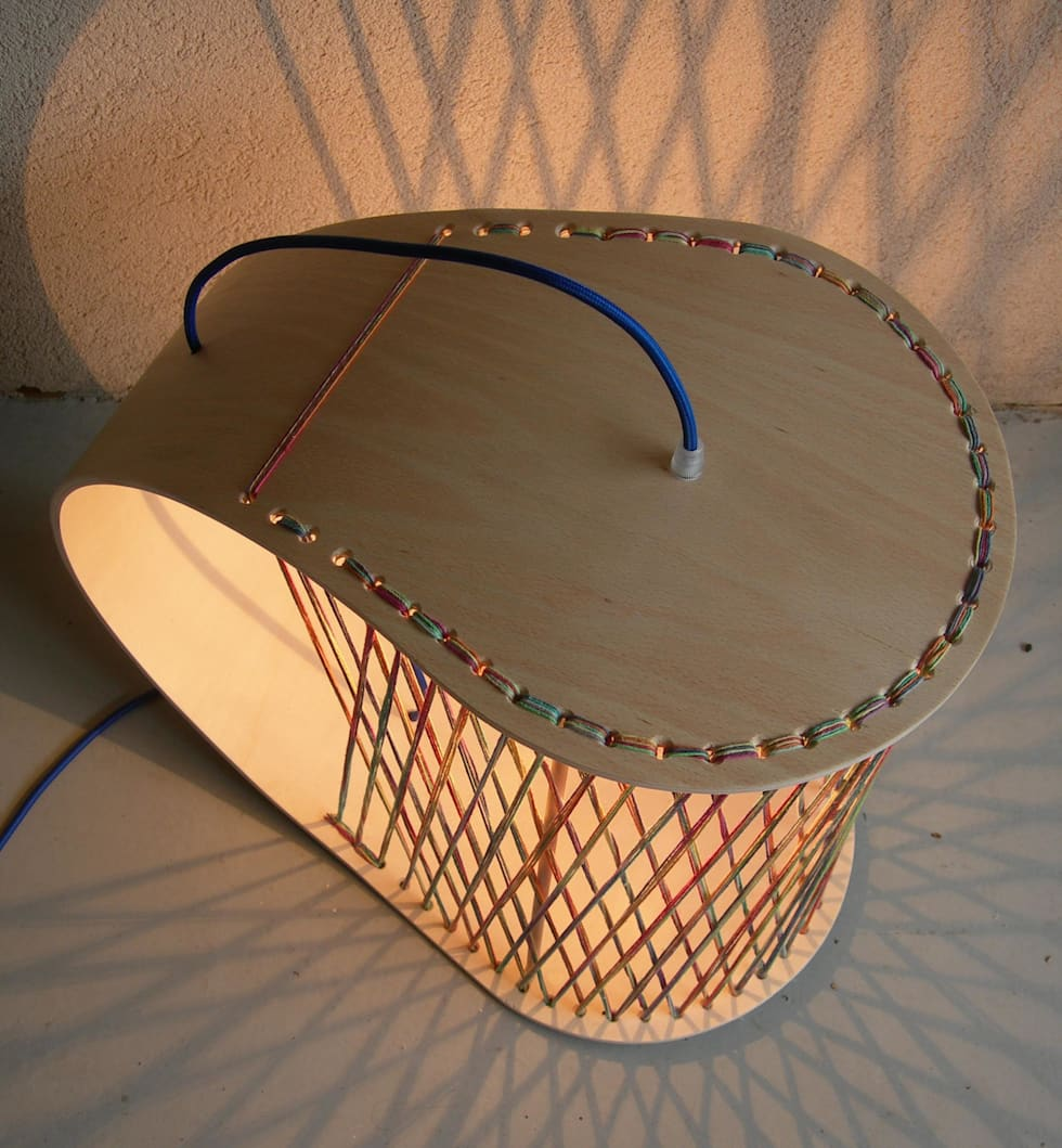 """Ballotine 1"" grand format: Art de style  par Eric Dupin  Création-meubles"