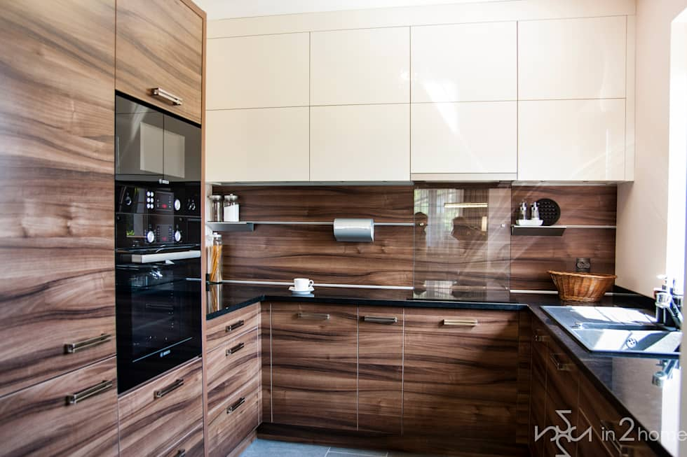 eclectic Kitchen by in2home