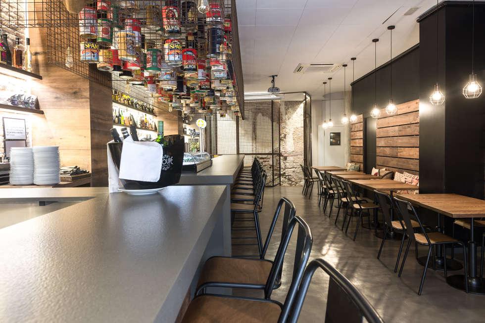 Fotos de decoraci n y dise o de interiores homify - Diseno de interiores barcelona ...