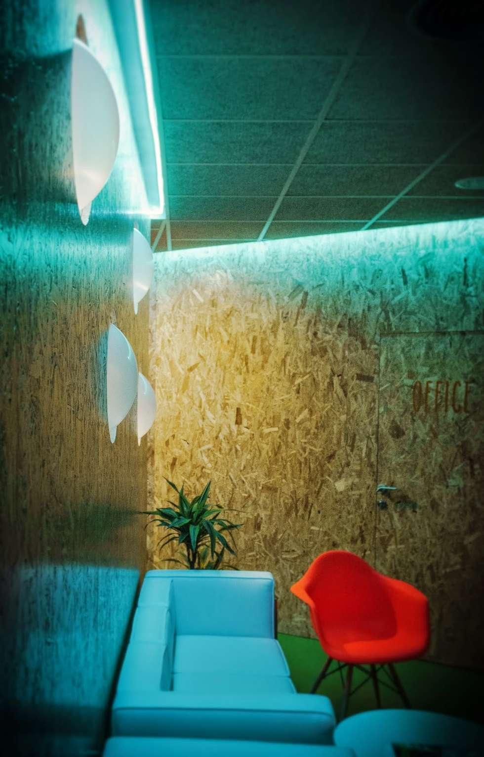 Fotos de decoraci n y dise o de interiores homify - Gimnasio en alcobendas ...