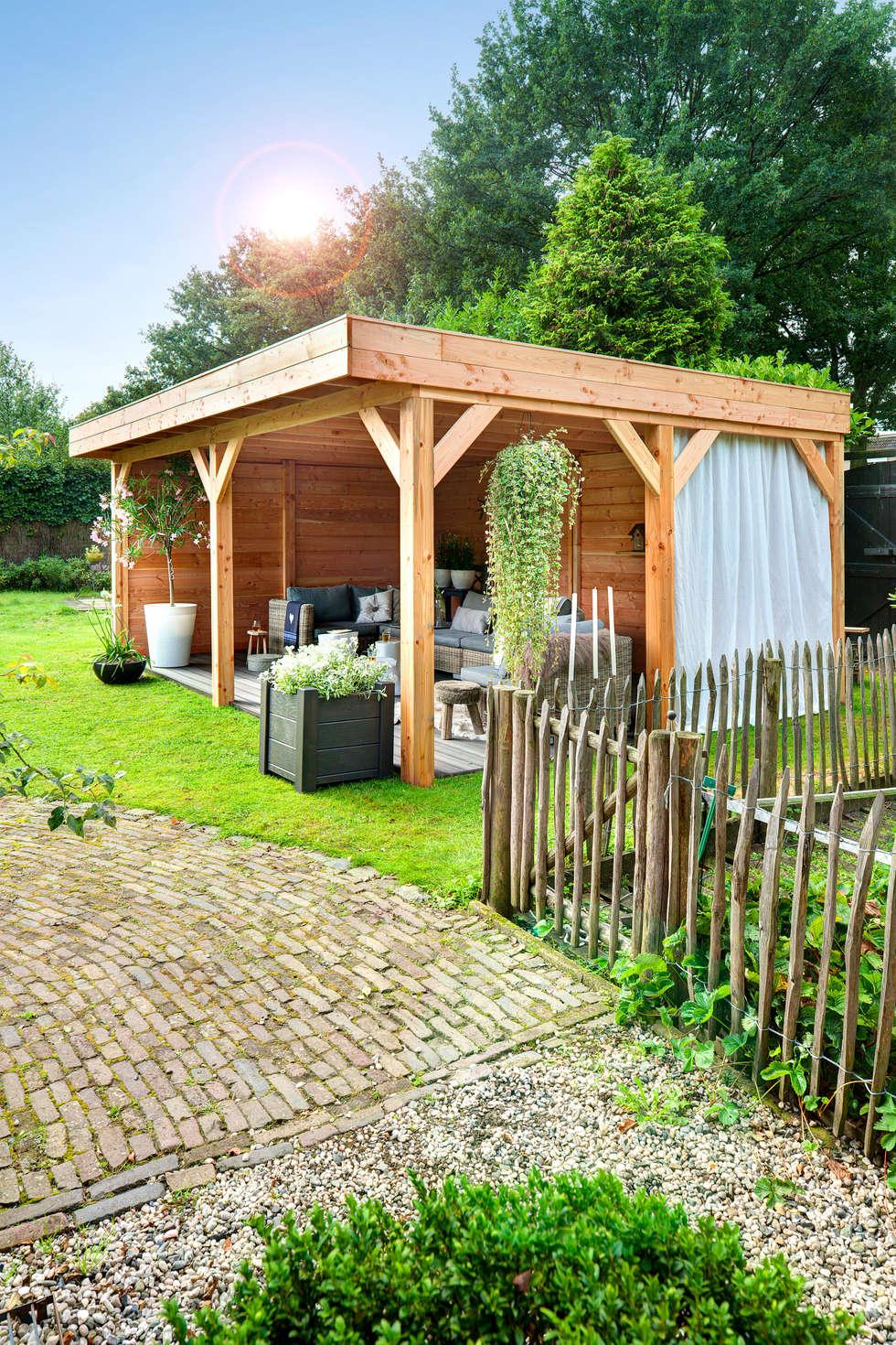 Gartenhaus Skandinavisch wohnideen interior design einrichtungsideen bilder homify