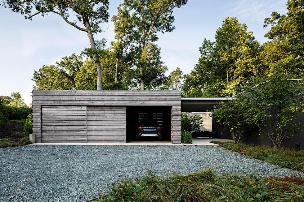 Schönste Aussenanlage In 2015 : Moderne Häuser Von Paul Marie Creation